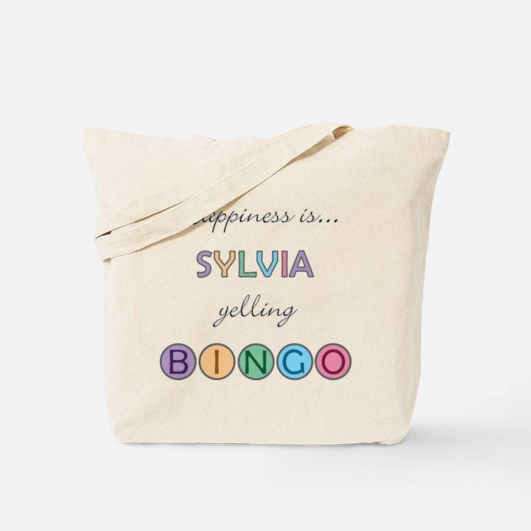 Sylvia BINGO Tote Bag