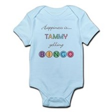 Tammy BINGO Infant Bodysuit