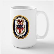 USS Ashland LSD 48 Large Mug