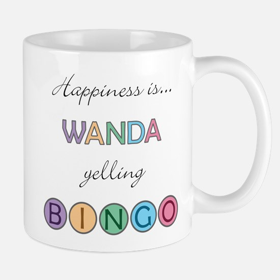Wanda BINGO Mug