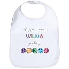 Wilma BINGO Bib