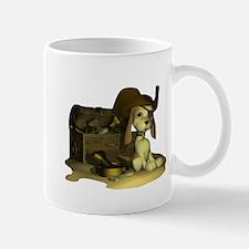 Pirate Puppy Mug