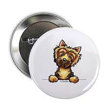 "Norwich Terrier Line Art 2.25"" Button"
