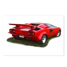 Countach Postcards (Package of 8)