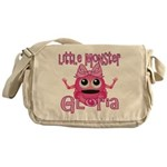 Little Monster Gloria Messenger Bag