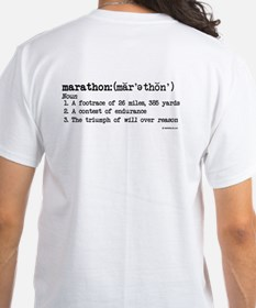 Marathon Definition Shirt