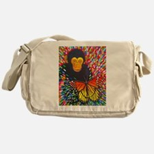 Funny Randy Messenger Bag