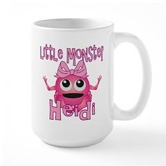 Little Monster Heidi Mug