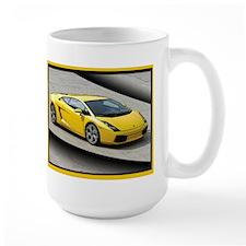 Yellow Gallardo Mug