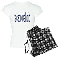 Facebookaholic Pajamas