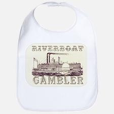 Riverboat Gambler Bib