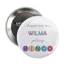 Wilma BINGO Button