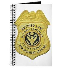 Retired Law Enforcement Journal