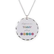 Tammy BINGO Necklace