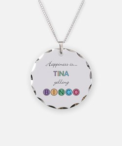 Tina BINGO Necklace