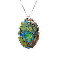 Unique Vulture Necklace