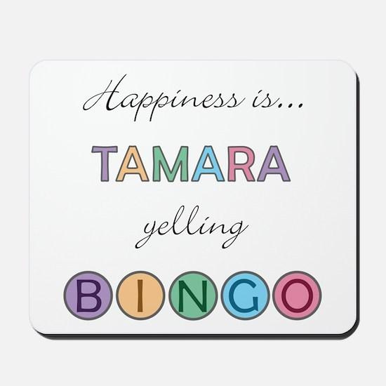 Tamara BINGO Mousepad