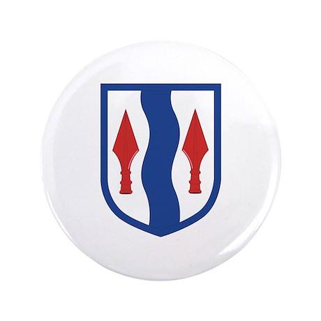 """181st Infantry Brigade 3.5"""" Button"""