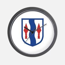 181st Infantry Brigade Wall Clock