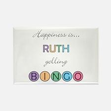 Ruth BINGO Rectangle Magnet