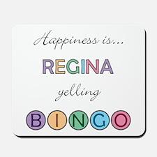 Regina BINGO Mousepad