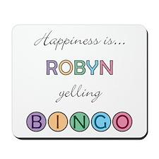 Robyn BINGO Mousepad