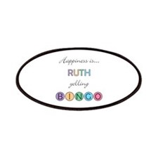 Ruth BINGO Patch