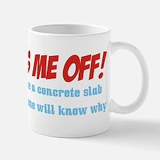 Concrete Slab Mug