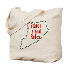 Staten Island Rules Tote Bag