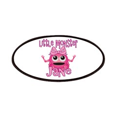 Little Monster Jane Patches