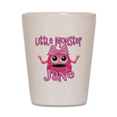 Little Monster Jane Shot Glass