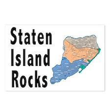 Staten Island Rocks Postcards (Package of 8)