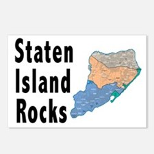 Staten Island Rocks Postcards (Package of 8)