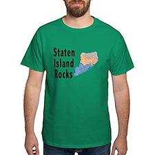 Staten Island Rocks T-Shirt