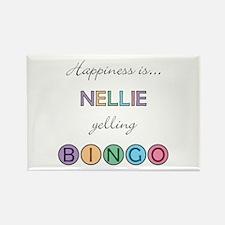 Nellie BINGO Rectangle Magnet