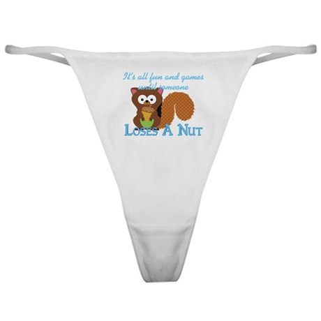 Fun and Games Classic Thong
