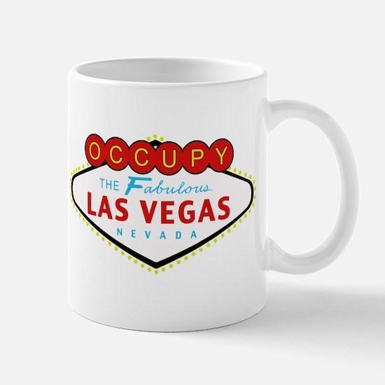Occupy Las Vegas Mug
