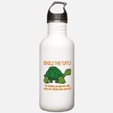 Behold the Turtle Water Bottle