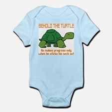 Behold the Turtle Infant Bodysuit