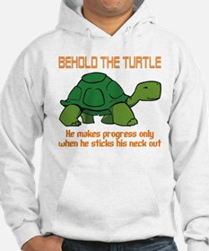 Behold the Turtle Hoodie