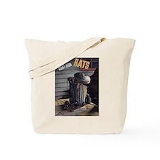 Don't Feed Rats Tote Bag