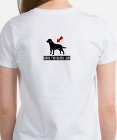 Obey the BLACK LAB! Tee