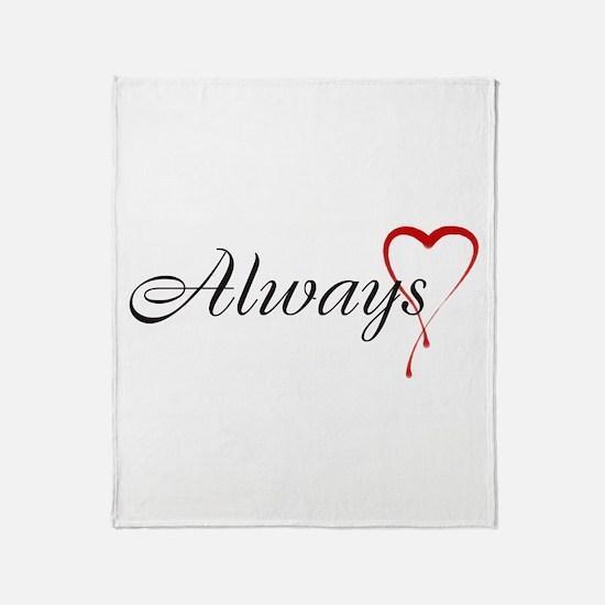 Always Throw Blanket
