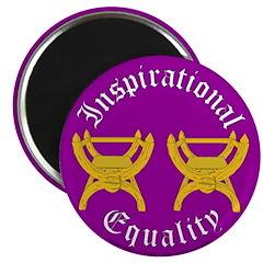 Inspirational Equality Magnet