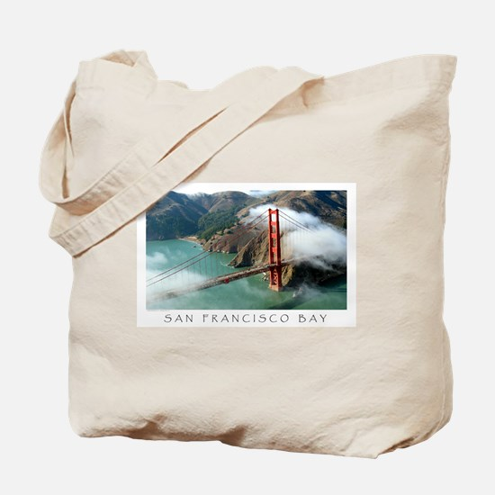 San Francisco Bay Gifts Tote Bag