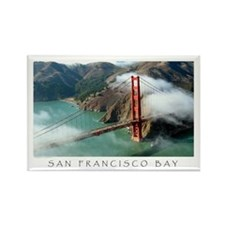 San Francisco Bay Gifts Rectangle Magnet