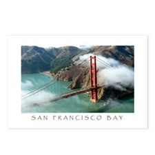 San Francisco Bay Gifts Postcards (Package of 8)