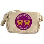 Inspirational Equality Messenger Bag