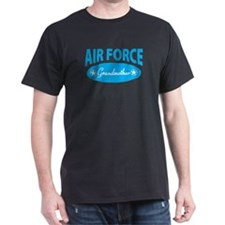 AF Grandmother Black T-Shirt