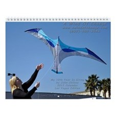 Cute Kites Wall Calendar